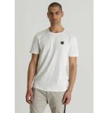 Chasin' 5211400120 e11 t-shirt white deanefield ecru