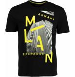 Armani Exchange 3hzthp.zjh4z/1200 zwart