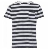 Clean Cut T-Shirt blauw