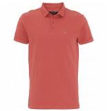 Clean Cut Polo rood