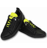 Cash Money Sneakers maximus black yellow