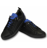 Cash Money Sneakers maximus black blue
