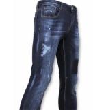 True Rise Basic jeans spijkerbroek washed