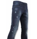True Rise Basic jeans man spijkerbroek washed