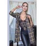 Catwalk Valerie longline jacket