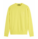 Scotch & Soda Pullover 155272 geel