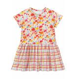 Room Seven  Jersey jurk taramel voor meisjes wit-