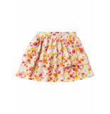 Room Seven  Jersey rok tartine voor meisjes wit-