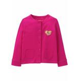 Room Seven  Jersey vestje tatuma voor meisjes roze-