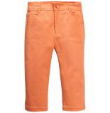 Room Seven  Meisjes katoenen broek panta- oranje