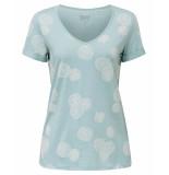 Esprit T-shirt 030ee1k339 groen