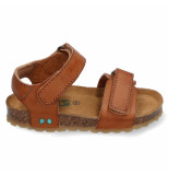 Bunnies Jr. Bas beach uni sandalen bruin