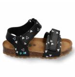 Bunnies Jr. Bas beach jongens sandalen zwart
