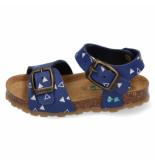 Bunnies Jr. Bonny beach jongens sandalen blauw