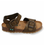 Bunnies Jr. Bonny beach jongens sandalen groen