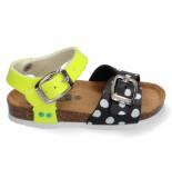 Bunnies Jr. Babette beach meisjes sandalen zwart