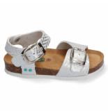 Bunnies Jr. Babette beach meisjes sandalen zilver