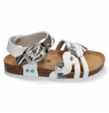 Bunnies Jr. Bobbi beach meisjes sandalen wit