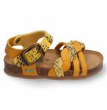 Bunnies Jr. Bobbi beach meisjes sandalen geel