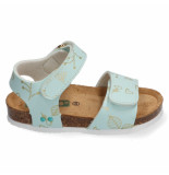 Bunnies Jr. Bregje beach meisjes sandalen groen