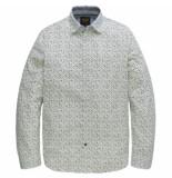 PME Legend T-shirts lange mouw 126978 wit