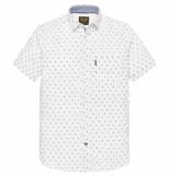 PME Legend Overhemden 126998 wit