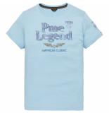 PME Legend T-shirts 127928 blauw