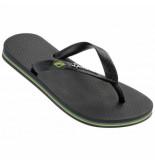 Ipanema Slipper classic brasil black-schoenmaat 27 28