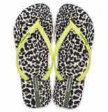 Ipanema Slipper women animal print yellow-schoenmaat 38