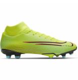Nike Mercurial superfly 7 academy mds fg lemon venom
