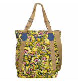 Oilily Shopper pineapple- wit