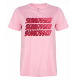 Blake Seven T-shirt 1158 sunkissed roze