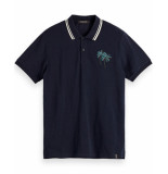 Scotch & Soda Polo 155469 wit