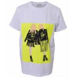 Hound T-shirt 7200263 wit