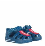 Dolce and Gabbana Kids Sandalo beachwear blauw
