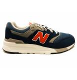 New Balance Sneakers 997 kids blauw