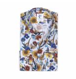 R2 Westbrook Overhemd bloemenprint