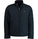 Gant The quilted windcheater 7006043/433 blauw