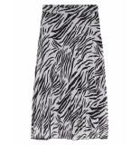 Catwalk Junkie Rok sk zebra stripes