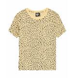 Catwalk Junkie T-shirt ts fancy spots geel