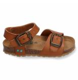 Bunnies Jr. Bonny beach uni sandalen bruin
