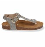Braqeez Sammy spain meisjes sandalen goud