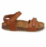 Braqeez Seth spain jongens sandalen bruin