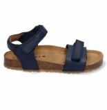 Braqeez Seth spain jongens sandalen blauw