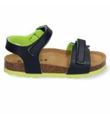 Braqeez Seth spain jongens sandalen geel