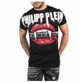Philipp Plein T-shirt round neck ss vapire