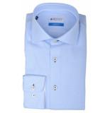 Bos Bright Blue Blue wesley shirt dressual 20106we54bo/210 l.blue licht blauw