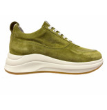 Piedi Nudi Sneakers canapa crystal groen