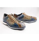 Harris 2817 sneakers blauw
