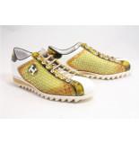 Harris 2817 sneakers geel